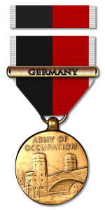 ArmyOfOccupationMedalSet