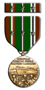 EuropeanAfricanMiddleEasternCampaignMedalSet