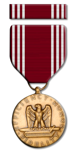 GoodConductMedalSet