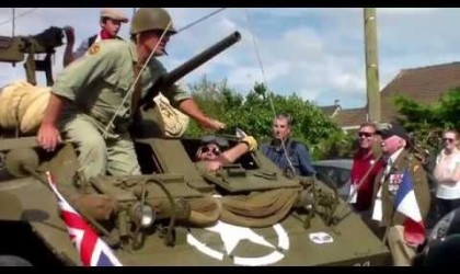 D-Day Normandy Parade 2014