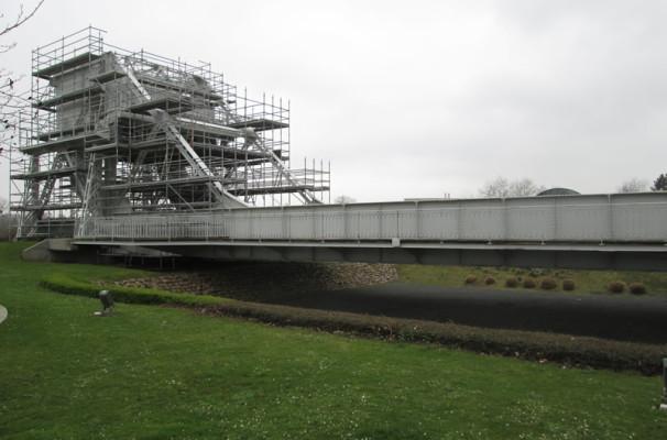 Pegusus Bridge Orne River
